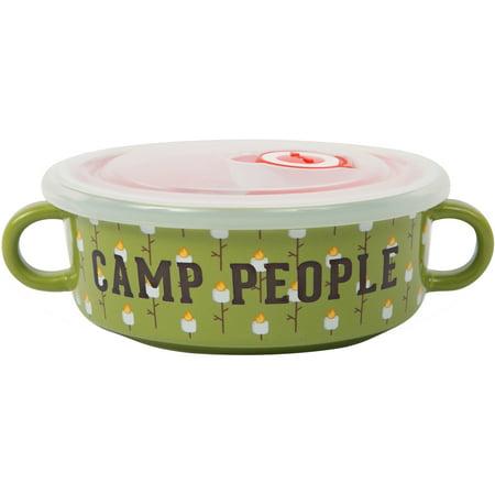 Pavilion Double Handled Soup Mug