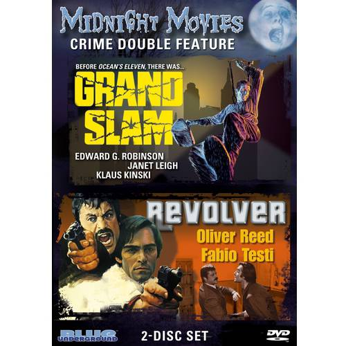 Midnight Movies: Crime Double Feature - Grand Slam / Revolver (Widescreen)