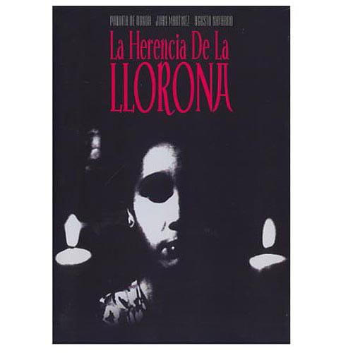 La Herencia De La Llorona (Spanish) (Full Frame)