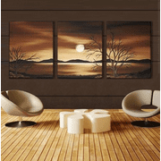 Canvas Wall Art Walmartcom - Wall decor canvas