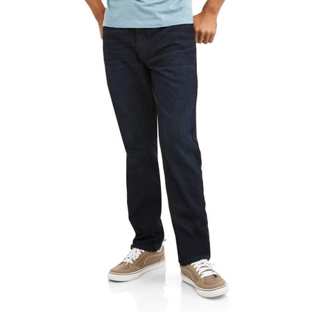 Image of Faded Glory Men's Straight Fit Jeans