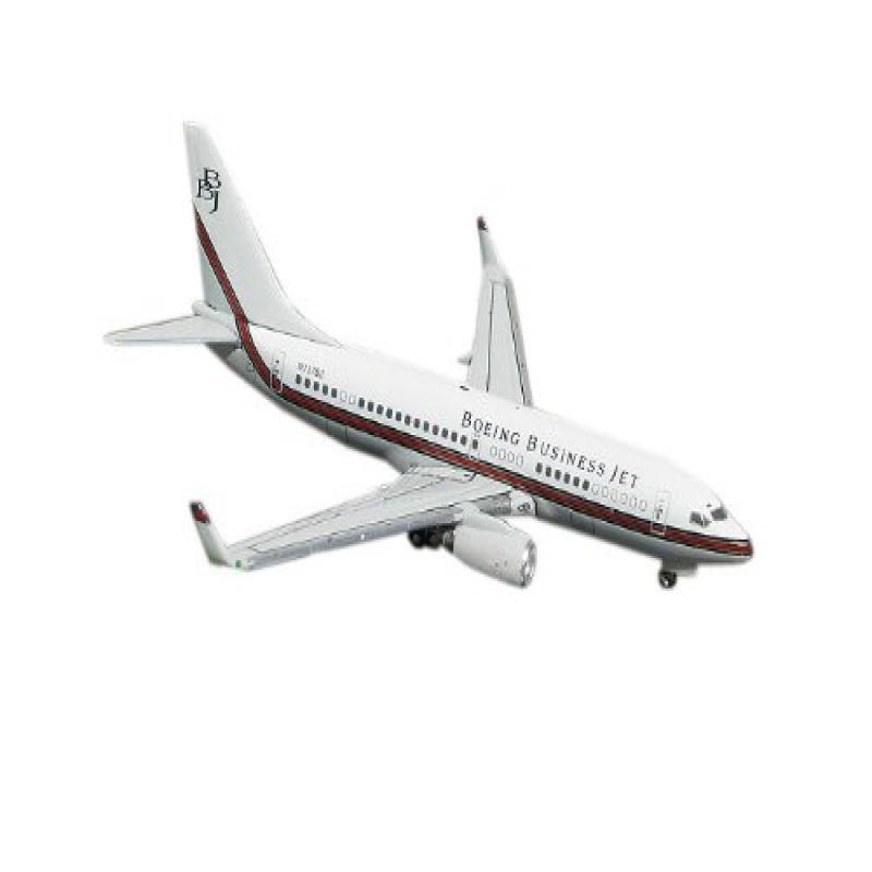 Gemini Jets Boeing Business Jet (BBJ) B737-700(W) 1:400 Scale