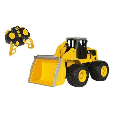 Caterpillar Construction RC Wheel Loader (Rc Front End Loader Truck Construction Vehicle)