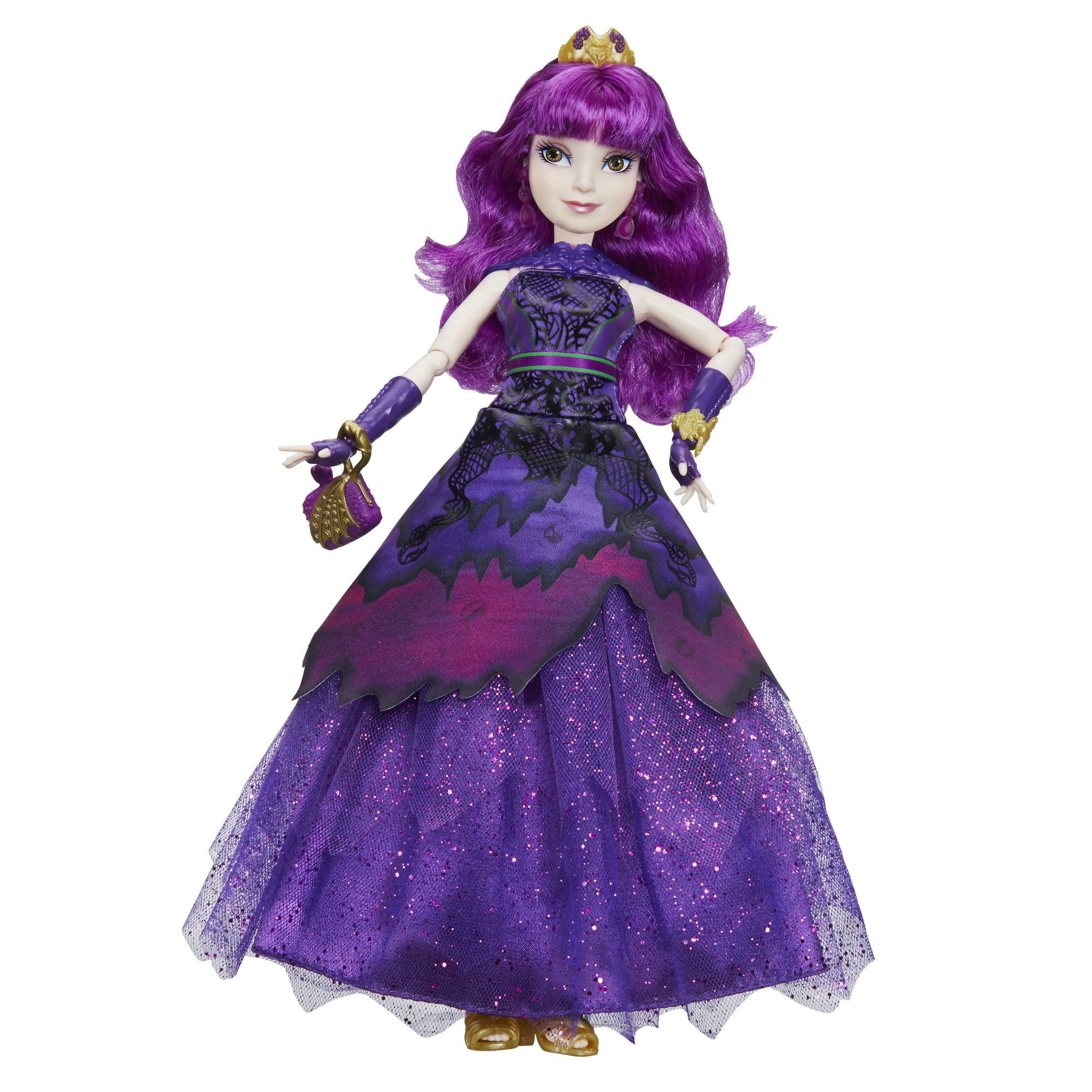 Disney Descendants Royal Yacht Ball Mal Isle of the Lost by Hasbro