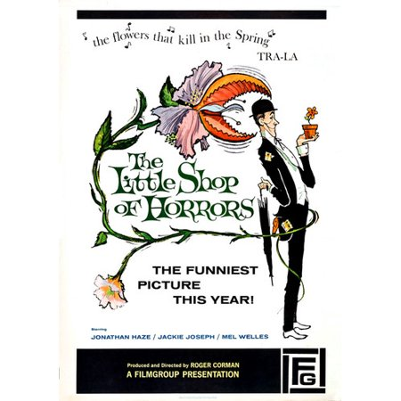 The Little Shop of Horrors (DVD)