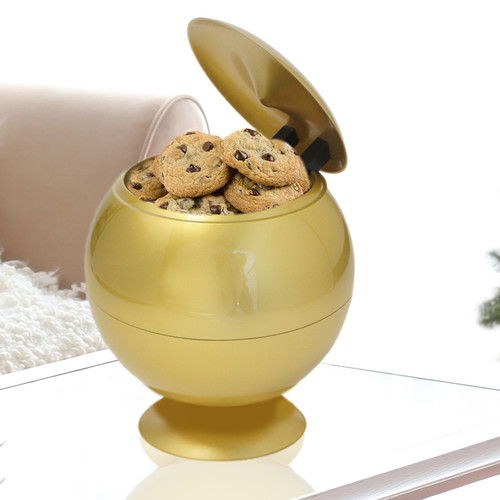 itouchless Touchless Motion Sensor Cookie Jar by Overstock