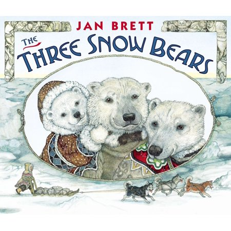The Three Snow Bears - Three Bears Halloween Book