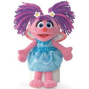 Sesame Street Beanbag Doll - Abby Cadabby - Abby Cadabby Merchandise