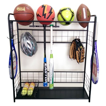 Jj international sports organizer storage rack for Four decor international srl