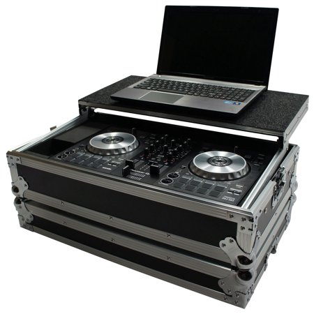 Harmony HCDDJSBLT Flight Glide Laptop Stand Road DJ Case fits Pioneer