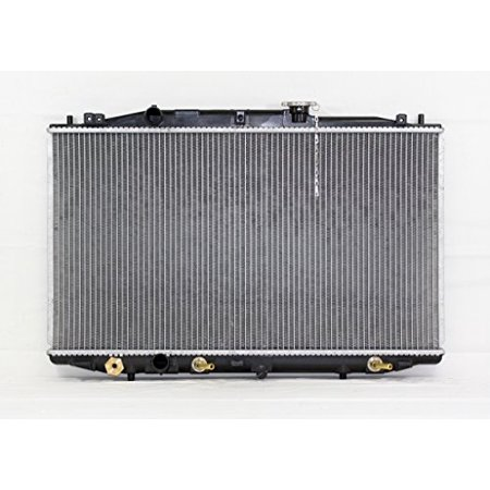Radiator - Pacific Best Inc For/Fit 2797 05-07 Honda Accord Sedan Coupe 4CY 2.4L AT