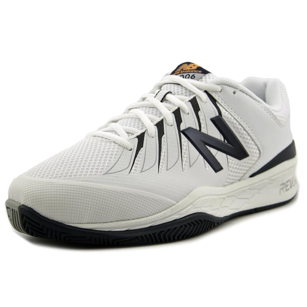 New Balance MC1006 2E Round Toe Synthetic Tennis Shoe by New Balance