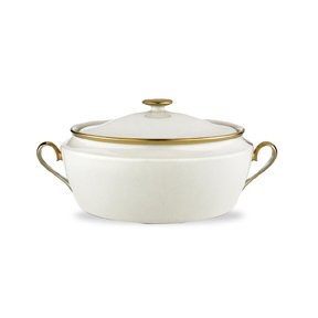 Lenox Eternal Covered Vegetable Bowl