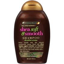 Shampoo & Conditioner: OGX Shea Soft & Smooth