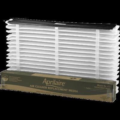 aprilaire 413 air filter (merv-13) - walmart.com