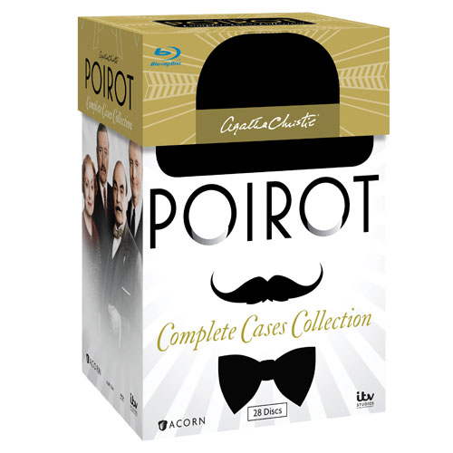 Interactive Media Agatha Christie's Poirot: The Complete ...