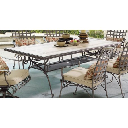 dining room com tables mosaic simple tile round lovely with patio luxury table frame phaserle umbrella top