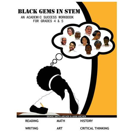Black Gems in Stem : An Academic Success Workbook