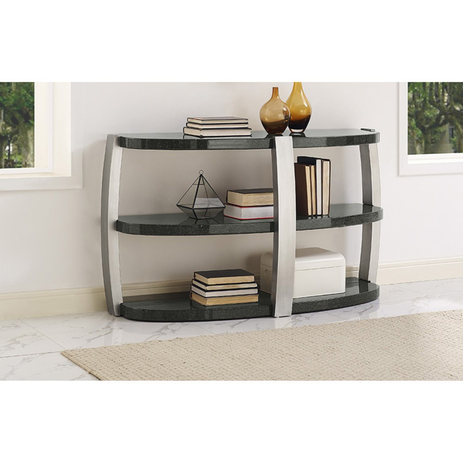 Bernards Orbit Sofa Table