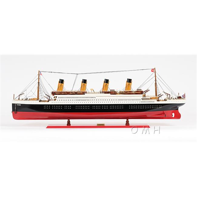 Old Modern Handicrafts C023 Titanic Painted XL by Old Modern Handicrafts
