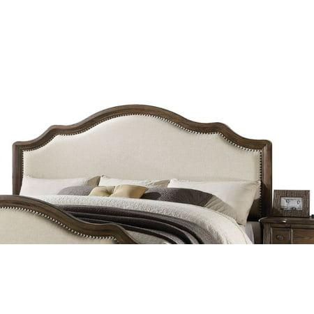 Acme Baudouin California King Bed, Headboard Component California King Headboard Footboard