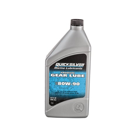 Quicksilver Series (Quicksilver Premium Gear Lube )