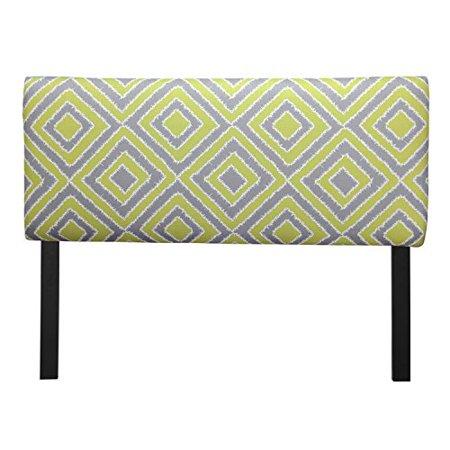 - Sole Designs Alice Collection Padded Headboard Panel Hardwood Frame, California King Size Upholstered Adjustable Headboard 74qu