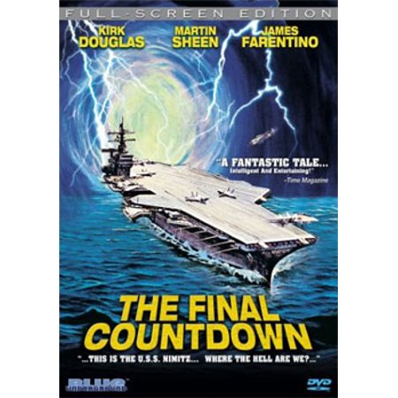 The Final Countdown (DVD) - Countdown To Halloween 2017