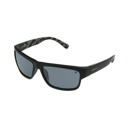 IRONMAN Men's Black Retro Sunglasses PP01