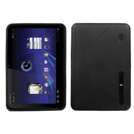 Motorola Xoom Phone Case  Motorola Xoom Case  By Insten S Shape Tpu Cover Case For Motorola Xoom Case Cover
