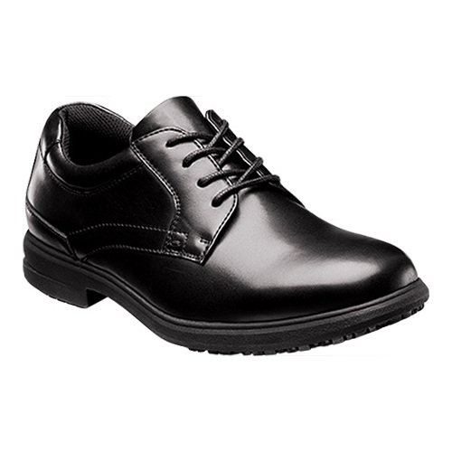 Men's Nunn Bush Sherman 84551 Oxford Mark II Slip Resistant by Nunn Bush
