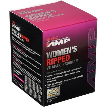 Pro Performance Amp Womens Ripped Vitapak Program