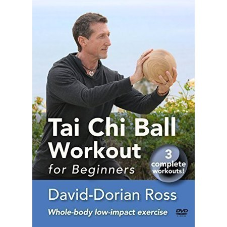 Tai Chi Ball Workout for Beginners (DVD)