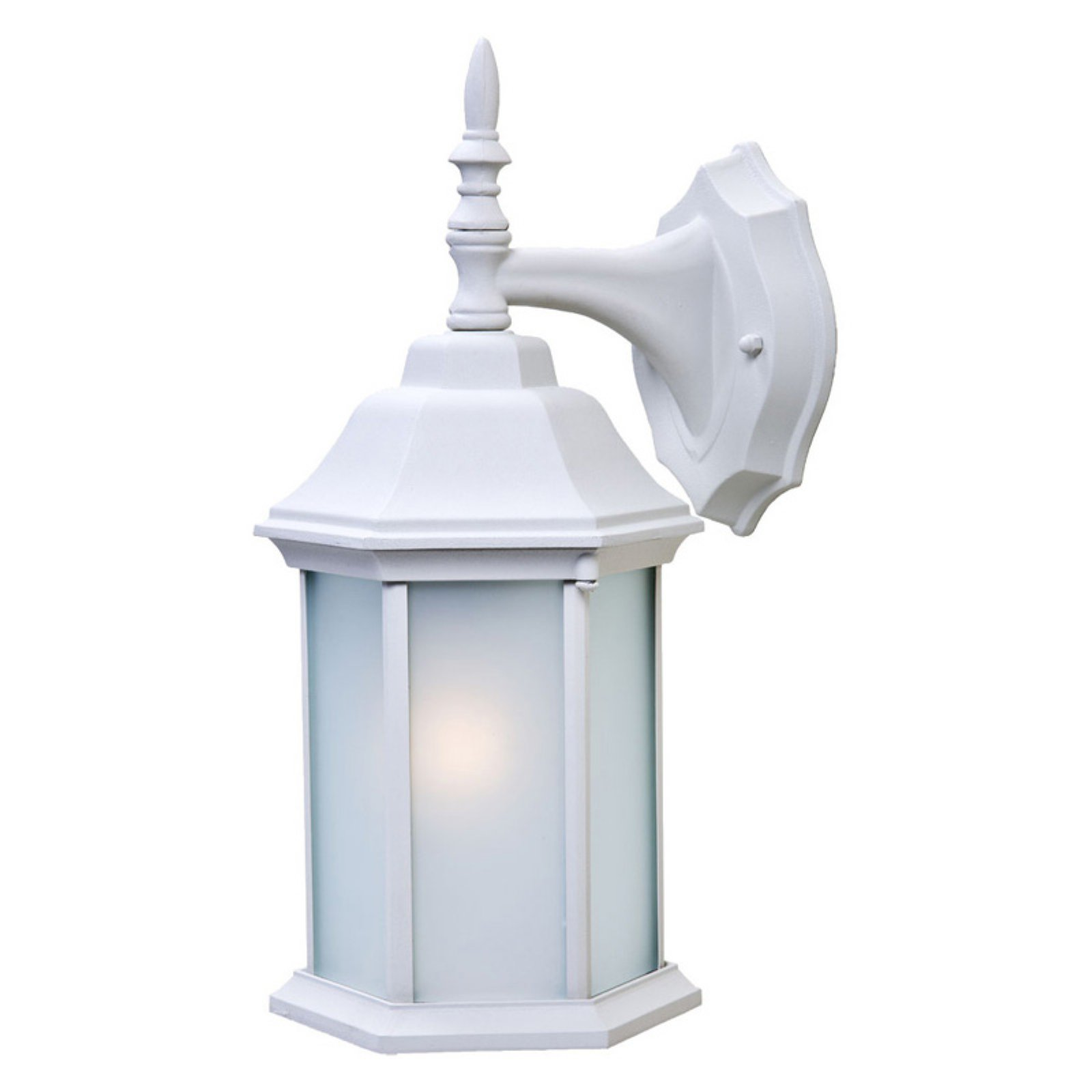 Acclaim Lighting Craftsman 2 One Light Outdoor Wall Mount Light Fixture