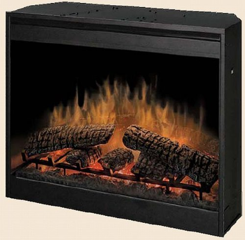 "DIMPLEX DFB8842 Firebox, 30"" Plug-In, w/Purifire G4852447"