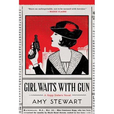 Girl Waits with Gun (Grill Gun)