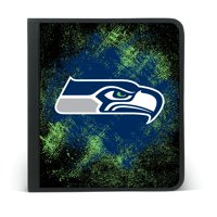 SEATTLE SEAHAWKS ZIPPER BINDER