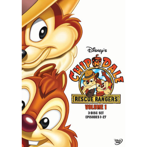 Chip 'N' Dale: Rescue Rangers, Vol. 1 (Full Frame)