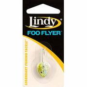 Lindy 1/8 Oz. Foo Flyer Green Glow