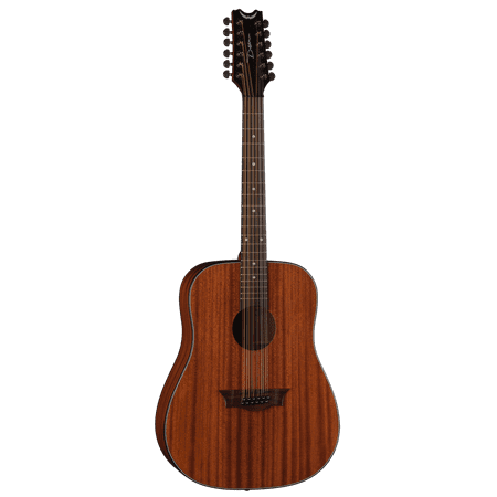 Dean Guitars Axs Series Dreadnought 12 String Acoustic Guitar, Mahogany Body, AX D12 MAH (Dreadnought Body)