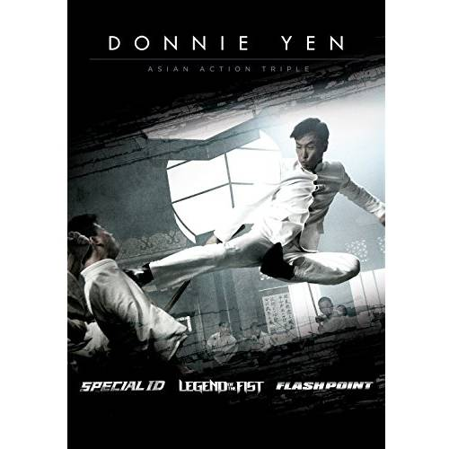 Donnie Yen: Asian Triple Feature: Special ID / Legend Of The Fist / Flash Point (Chinese)