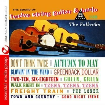 Sound of Twelve String Guitar & Banjo (CD)