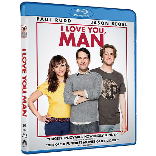 I Love You, Man (Blu-ray) (Widescreen)