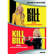 Kill Bill: Vol. 1 / Kill Bill: Vol. 2 (DVD)