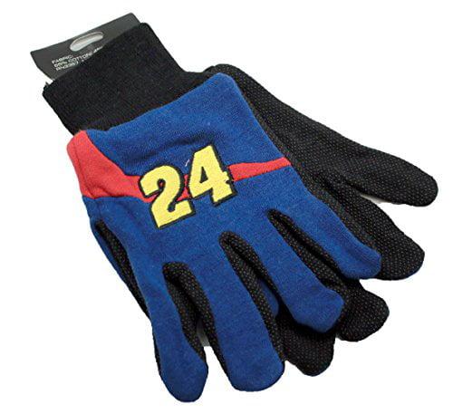 Jeff Gordon Sports Utility Gloves- One Size Fits Most