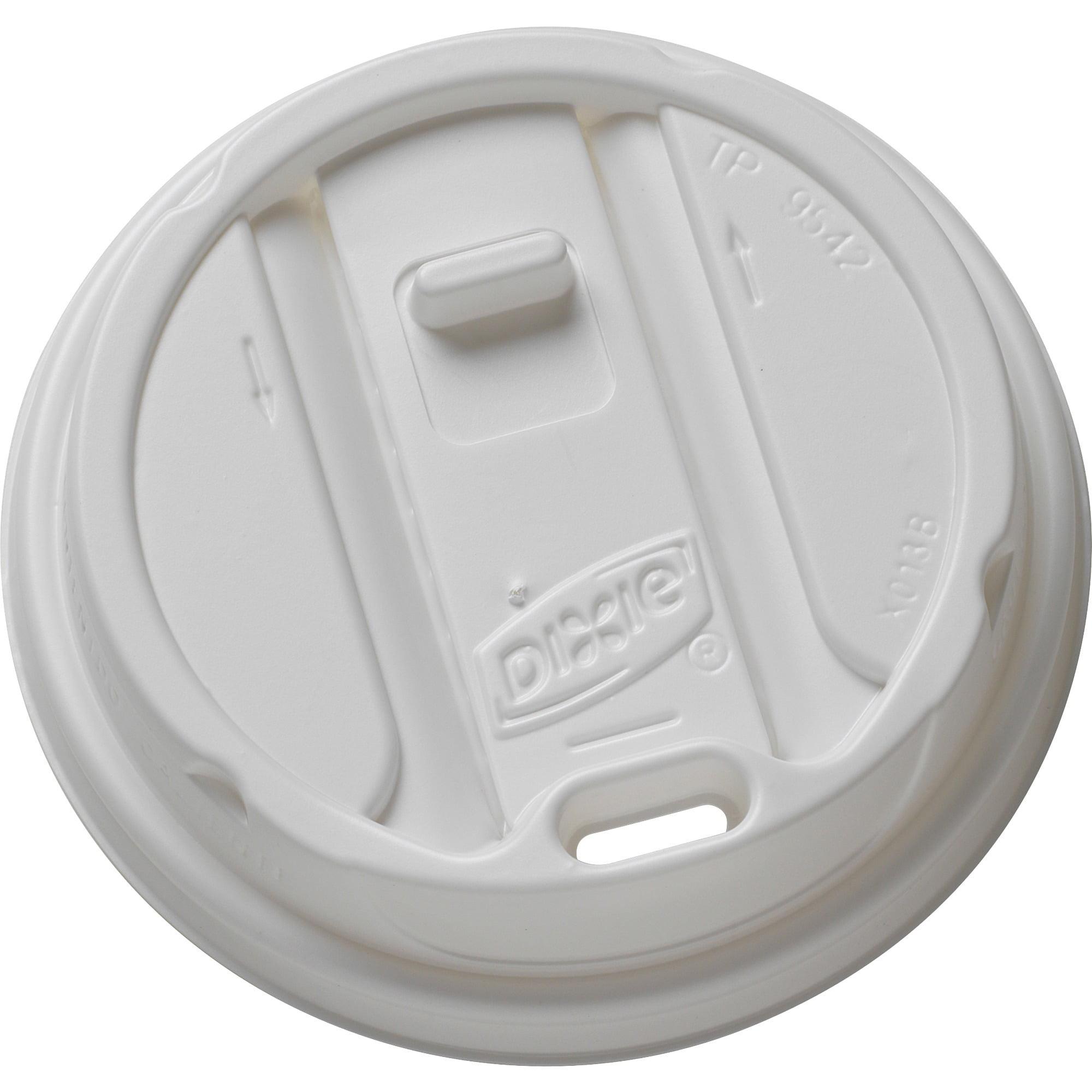 Smart Top Reclosable Hot Cup Lids