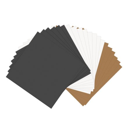 Sizzix Paper Leather Sheets - 6