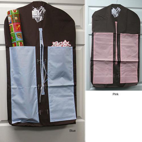 Love2Organize Craft/ Holiday Organizer Pink/Brown