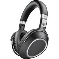 Sennheiser PXC 550 Over-Ear Wireless Bluetooth NoiseGard Adaptive Noise Cancelling Headphones (Black)