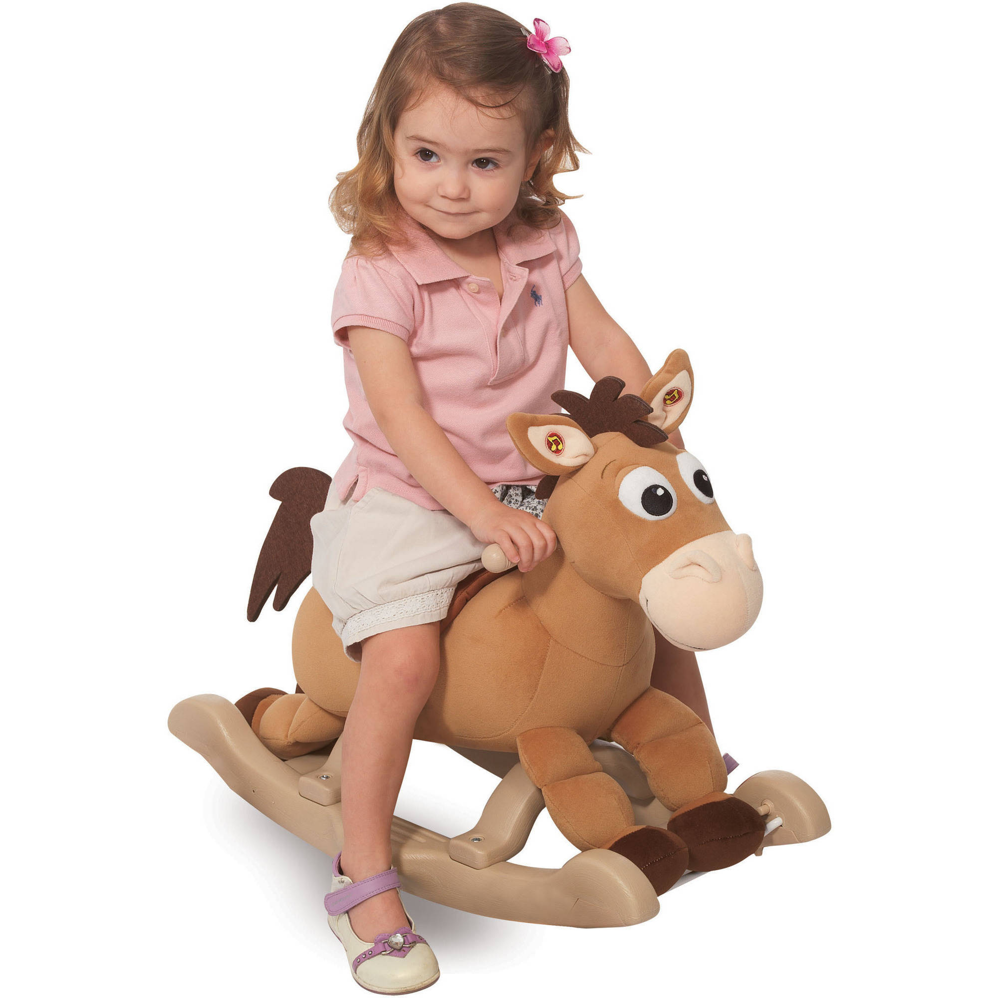 Kiddieland Disney Toy Story Bullseye Rocker